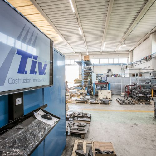 TIV – L'azienda